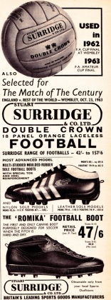 Stuart Surridge 1964