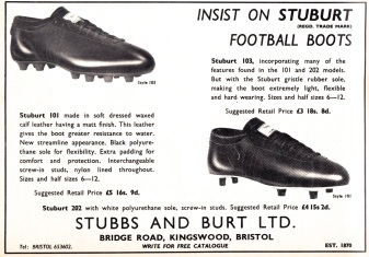 Stuburt 1968