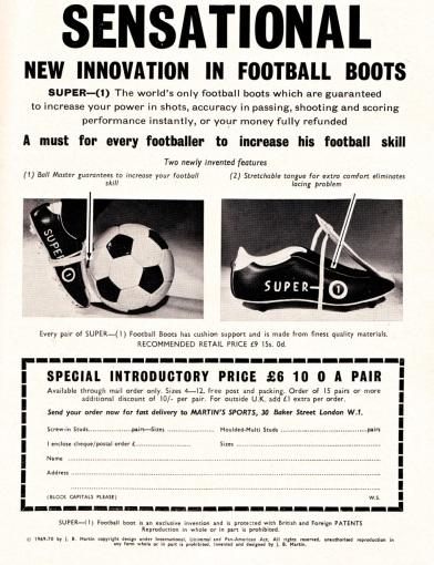 Super Boots 1971