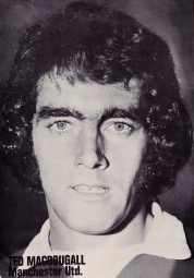 Ted MCDougall, Man United 1972-2