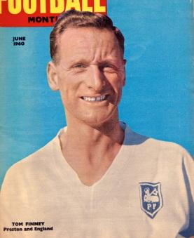 Tom Finney, Preston NE 1960
