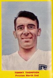 Tommy Thompson, Preston NE 1959