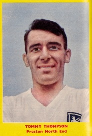 Tommy Thompson, Preston NE 1959