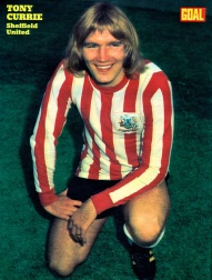Tony Currie, Sheffield United 1972