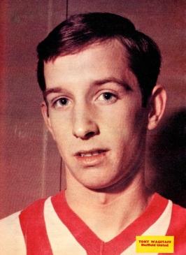 Tony Wagstaff, Sheffield United 1967