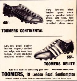 Toomers 1967