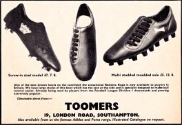 Toomers 1968