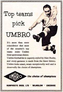 Umbro 1959-2