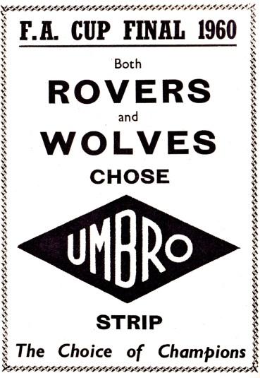 Umbro 1960-6