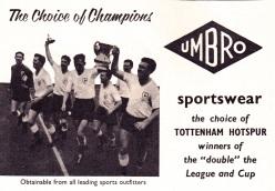 Umbro 1961-5