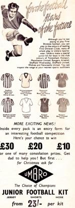 Umbro 1961-6