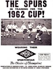 Umbro 1962-2