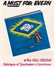 Umbro 1964-2