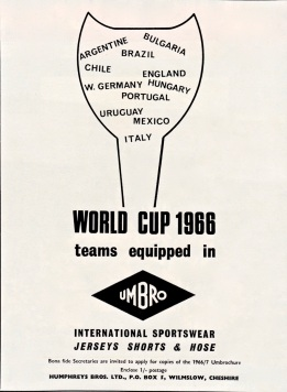 Umbro 1966