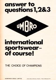 Umbro 1967-4
