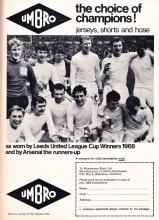 Umbro 1968
