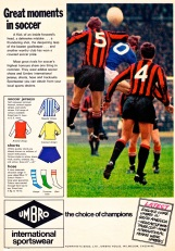 Umbro 1970-2