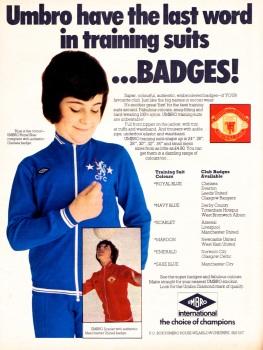 Umbro 1972-2