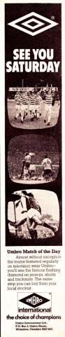 Umbro 1975-2