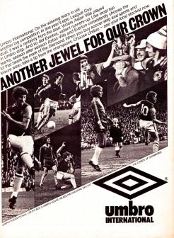 Umbro 1977