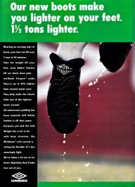 Umbro 1992-2
