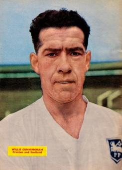 Willie Cunningham, Preston NE 1960