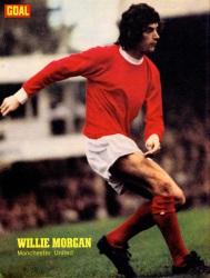 Willie Morgan, Man United 1971