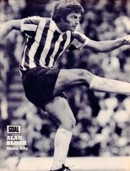 Alan Bloor, Stoke City 1972