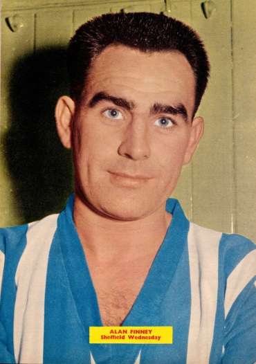 Alan Finney, Sheffield Wednesday 1960