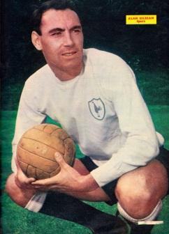 Alan Gilzean, Tottenham 1967