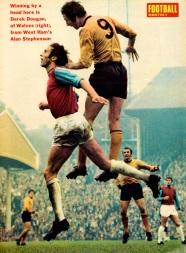 Alan Stephenson, West Ham 1970