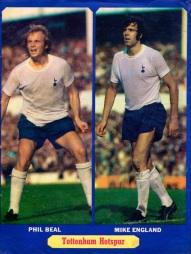 Beal & England, Tottenham 1973
