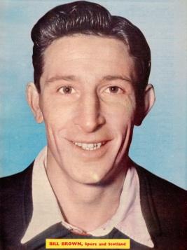 Bill Brown, Tottenham 1961