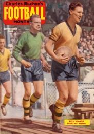 Bill Slater, Wolves 1960