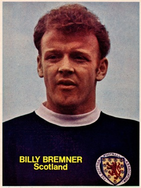 Billy Bremner, Scotland 1969