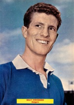Billy Stevenson, Rangers 1960