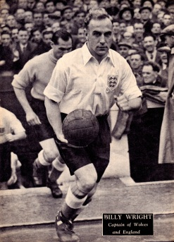 Billy Wright, England 1954