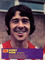 Bobby Kerr, Sunderland 1971