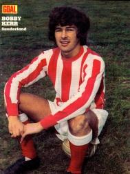 Bobby Kerr, Sunderland 1972