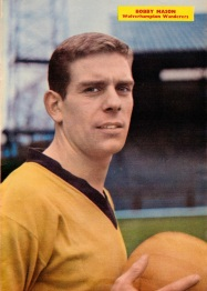 Bobby Mason, Wolves 1961