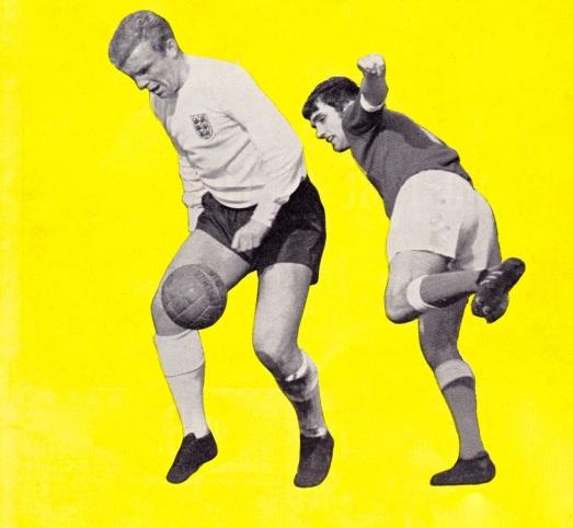 Bobby Moore, England 1965