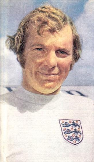 Bobby Moore, England 1971