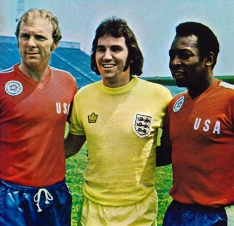 Bobby Moore, USA 1976