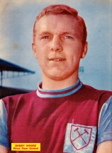 Bobby Moore, West Ham 1961