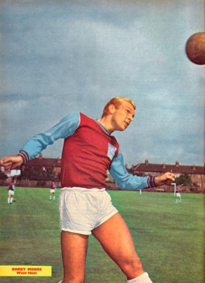 Bobby Moore, West Ham 1964-3