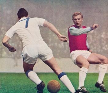 Bobby Moore, West Ham 1964