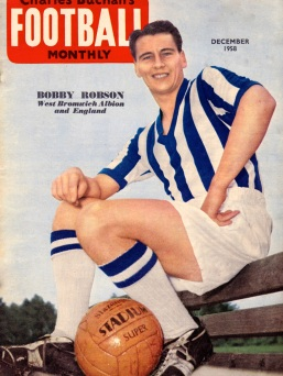 Bobby Robson, WBA 1958