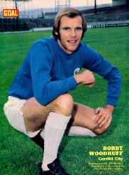 Bobby Woodruff, Cardiff City 1968