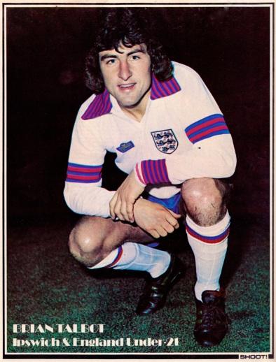 Brian Talbot, England 1977