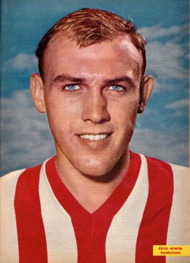 Cecil Irwin, Sunderland 1964